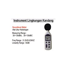 Instrument Lingkungan Kandang