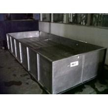 mesin pengering rumput laut system box dryer