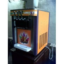 mesin soft ice cream kran 3 buatan taiwan