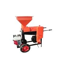 Jual Mesin Pengupas Kopi Kering Portable dengan Roda