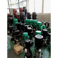 Vertical Multistage pump family