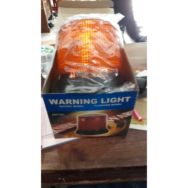 Lampu Emergency Warning LED