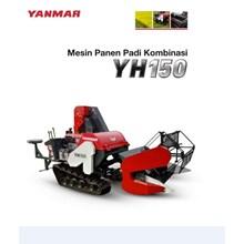 Mesin Panen Padi Kombinasi Merk Yanmar YH150