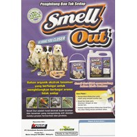 Smell Out pembersih