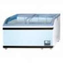 Chest Freezer Sliding Curve Glass Freezer Type: SD-500BY