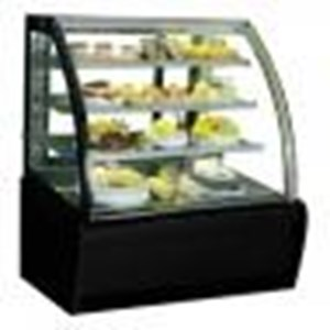 Dari Kulkas Showcase Curved Glass Cake Showcase Type: S-940A 0