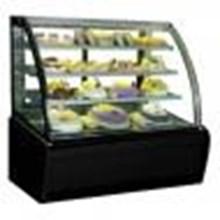 Kulkas Showcase Curved Glass Cake Showcase Type: S-950A
