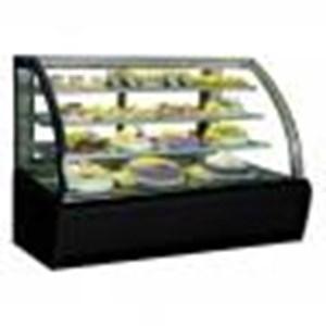 Dari Kulkas Showcase Curved Glass Cake Showcase Type: S-980A 0
