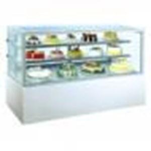 Dari Kulkas Showcase Rectangular Cake/Chocolate Showcase Type: MM760V 0