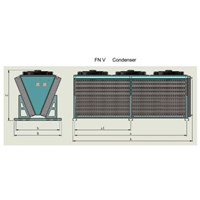 Air Cooled Chillers Condensor Type: Air Cooled Condensor