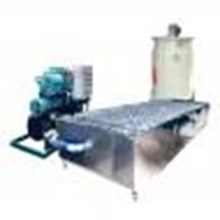 Mesin Ice Block Commercial Ice Block Machine With Brine Tank