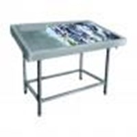Jual Seafood Counter non refrigerated Type: SC-150