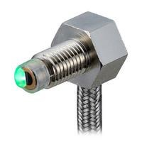 Threaded and Hex Shaped Active Receiver Fibers Reflective FU R67TG 1