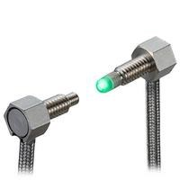 Threaded and Hex Shaped Active Receiver Fibers Thrubeam FU R77TG  1
