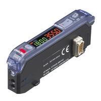 Fiber Amplifier Zero line Expansion Unit NPN FS V30  1