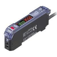 Fiber Amplifier Cable Type Main Unit NPN FS V33  1