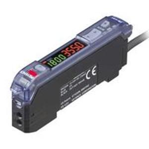 Fiber Amplifier Cable Type Main Unit NPN FS V33