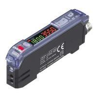 Fiber Amplifier M8 Connector Type Main Unit NPN FS V33C  1
