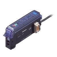 Fiber Amplifier Cable Type Zero line Expansion Unit FS M0  1