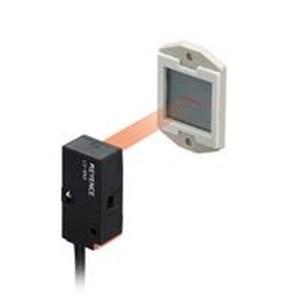 Sensor head Retro reflective Parallel light area LV S62
