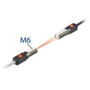 Sensor head Spot Thrubeam Small with slit LV S72