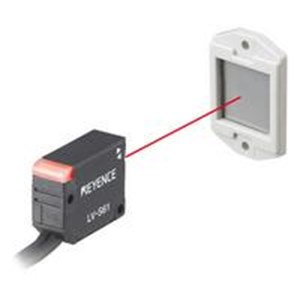 Sensor head Retro reflective Small spot LV S61 News