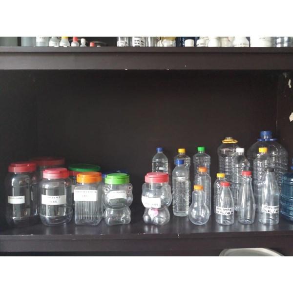 Botol Plastik Variasi baru