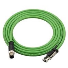 Kabel Ethernet Sesuai ketentuan NFPA79 2 m OP 87457