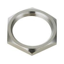M30 Nut Brass Nickel Plated OP 3053