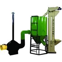 Mesin Vertical Dryer Kapasitas 800 Kg