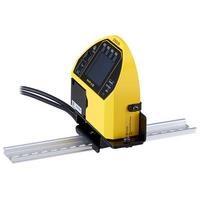 Display unit DIN rail mounting bracket slim SZ VB13 1