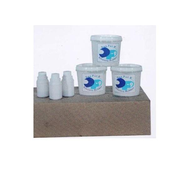 Silicone Rubber Daspur Blue Colour