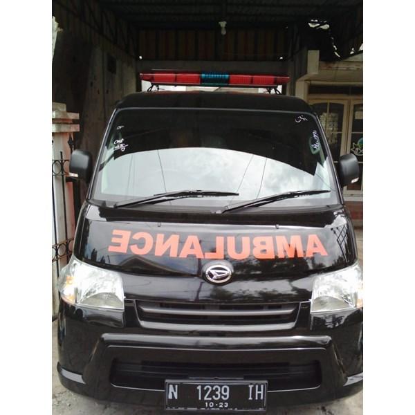 Modifikasi Ambulance PDIP Pasuruan