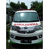 Karoseri Ambulance  RS Baptis Batu
