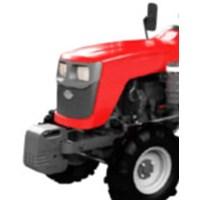 mesin traktor sawah empat roda 1