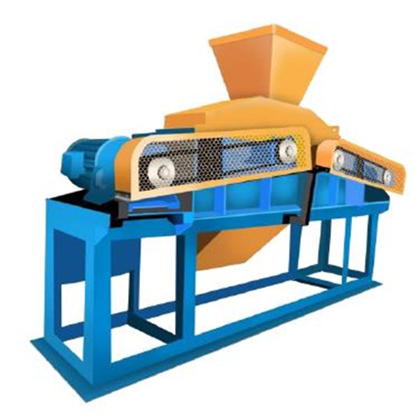 """Double Roll Crusher 10""""x6"""""""