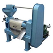 castor seed press machine
