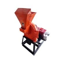 Coconut Shell Charcoal Penepung Machine 12 HP
