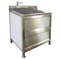 Air Bubble Vegetable Washer Cap 200-300 kg/h