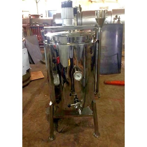 Mesin Pasteurisasi Kap 50 L