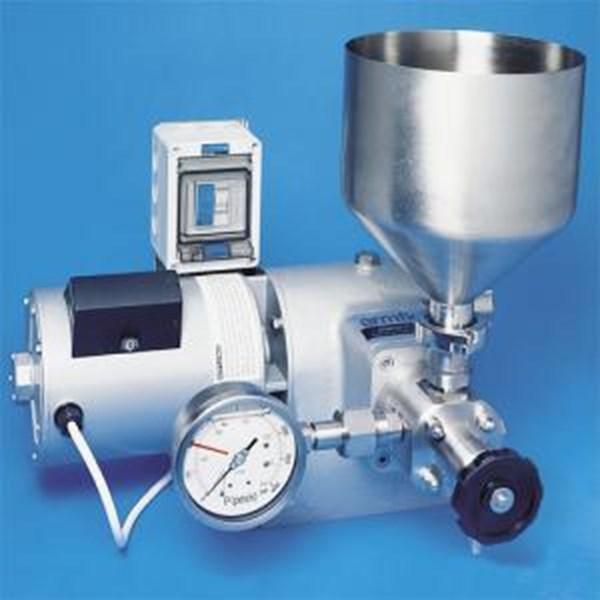 Industrial Food Technology Pressure Homogeniser