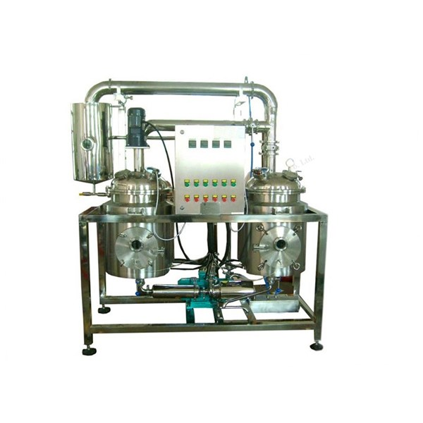 Vacuum Extracting Concentrator