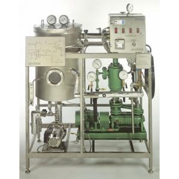 Deodorising Unit Miniature Scale R&D Technology