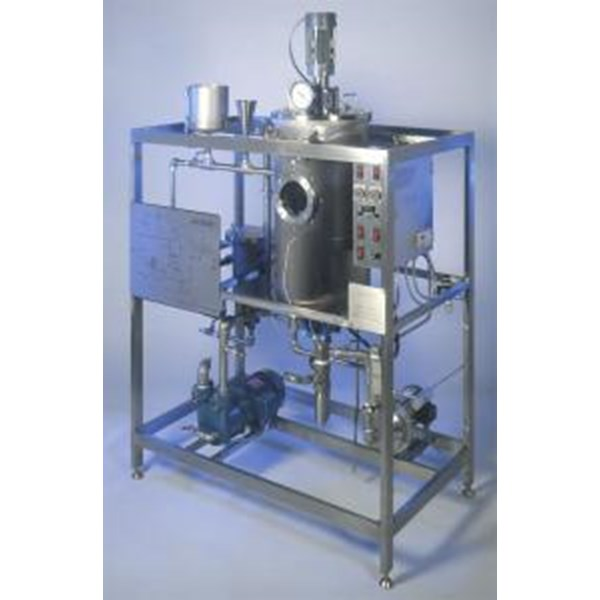 Neutraliser/Washer/Bleacher Industrial Food Technology