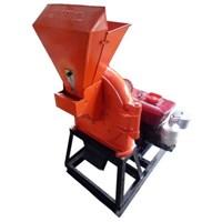 Mesin Penghancur Batubara (Disk Mill)