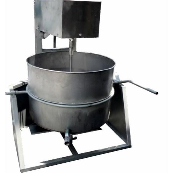 Mesin Pemasak Lem Untuk Bricket01