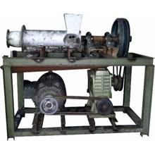 Mesin Pencetak Briket Sisha Batubara