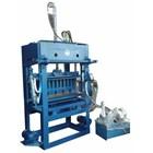 Mesin Press Bata Merah / Batako Semi Otomatis Hidrolik 1