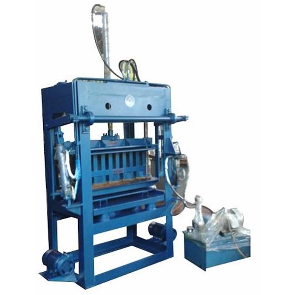 Mesin Press Bata Merah / Batako Semi Otomatis Hidrolik