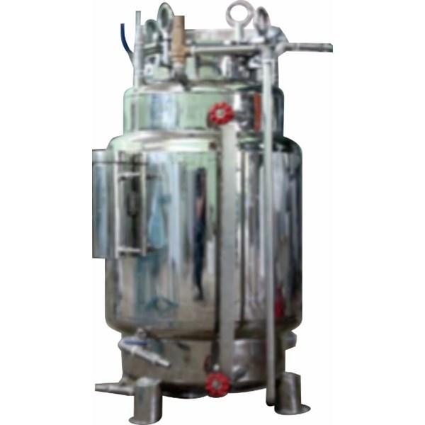 Fermentor Kapasitas 100 Liter/batch